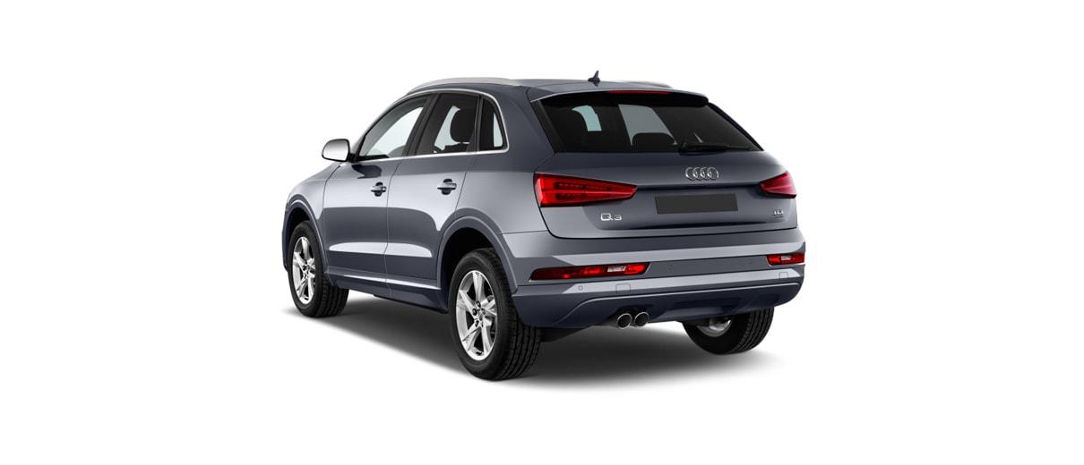 Noleggio Audi Q3