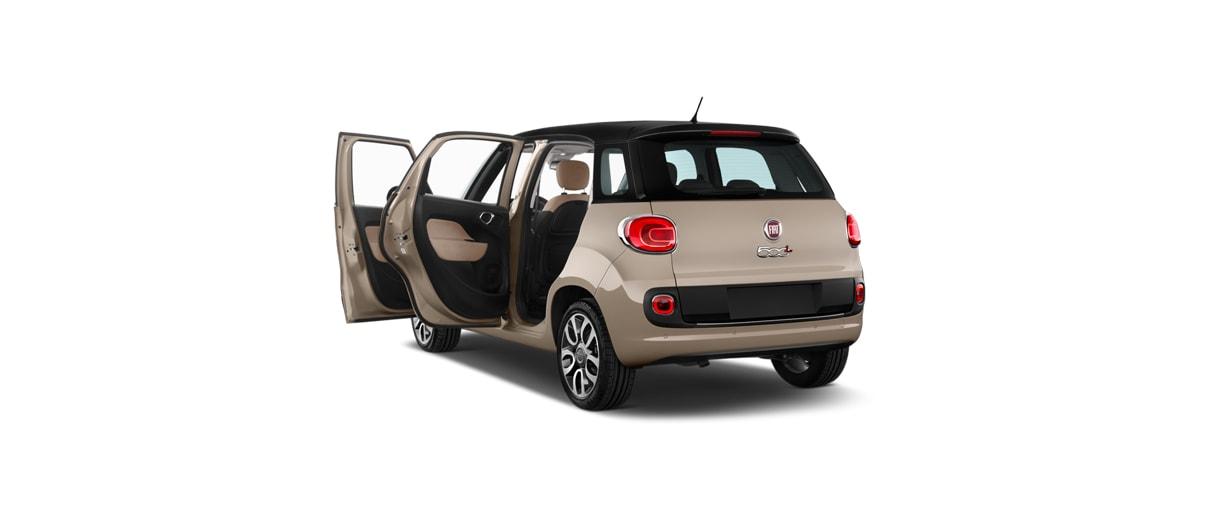 Noleggio Fiat 500L