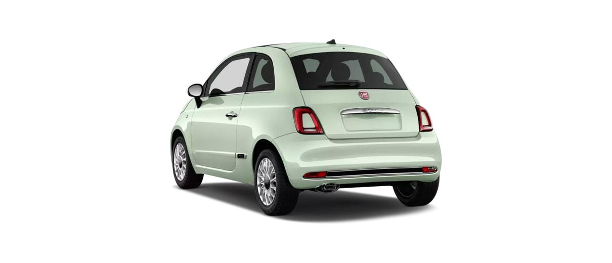 Noleggio Fiat 500