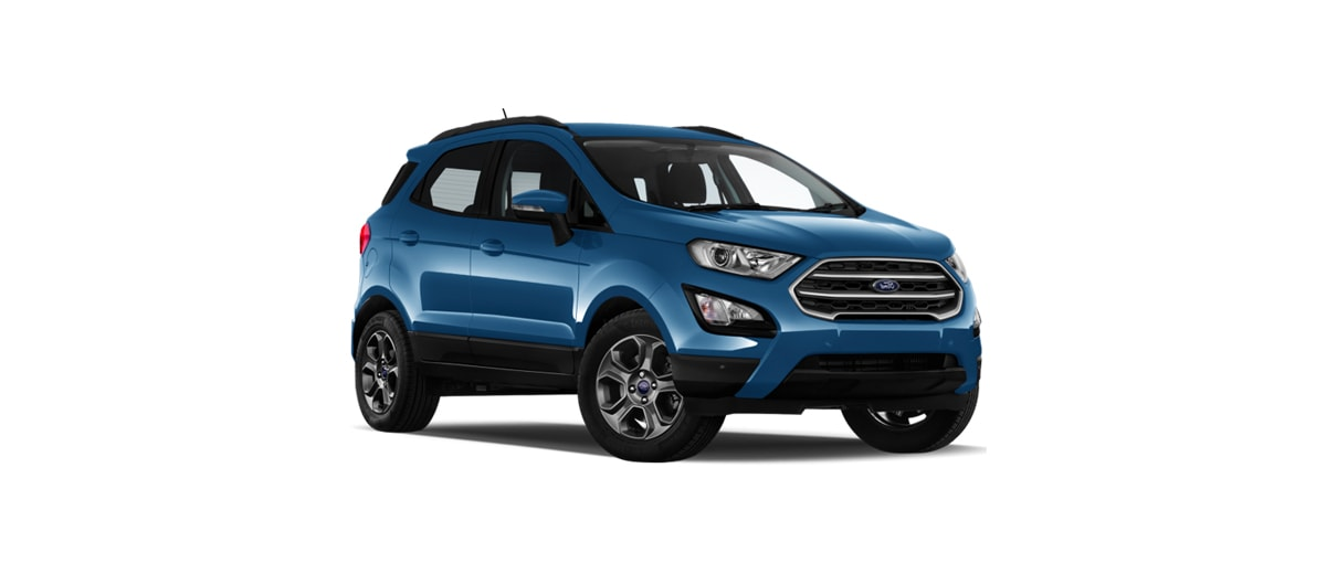 Noleggio Ford Ecosport