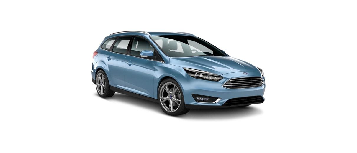 Noleggio Ford Focus