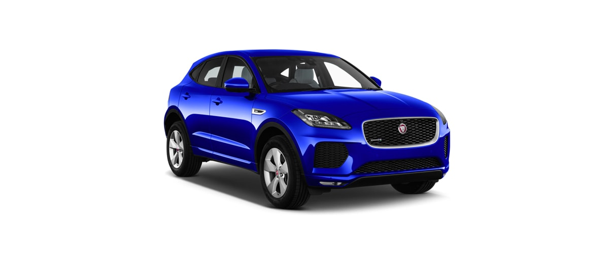 Noleggio Jaguar E-Pace