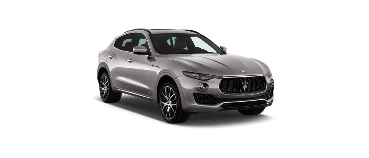 Noleggio Maserati Levante