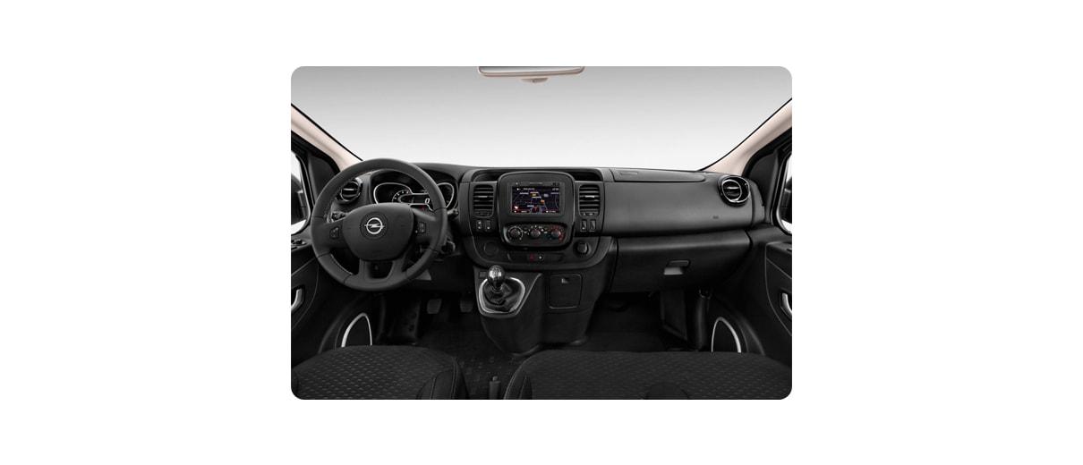 Noleggio Opel Vivaro