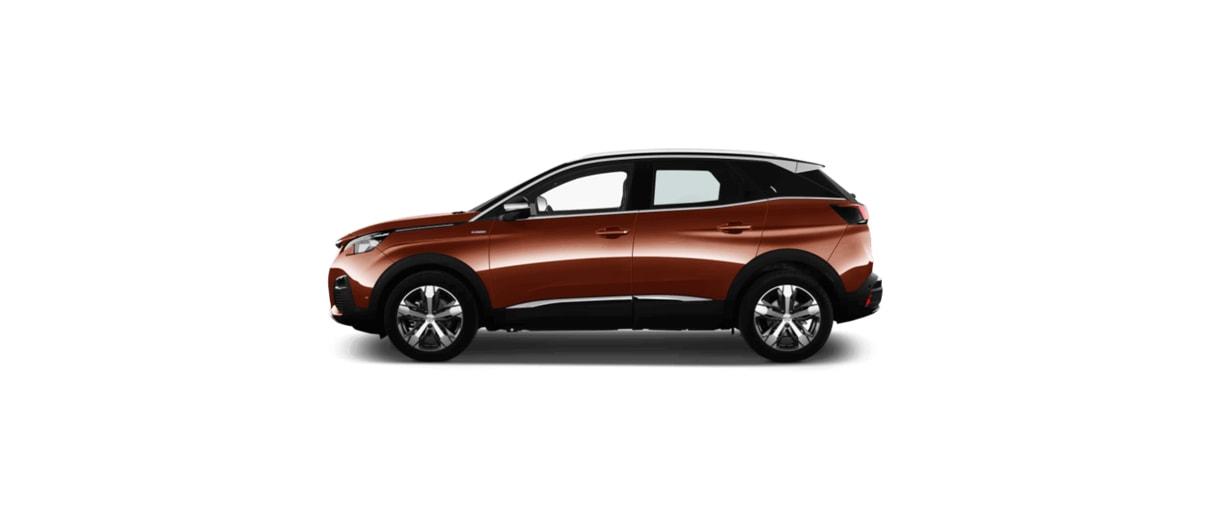 Noleggio Peugeot 3008