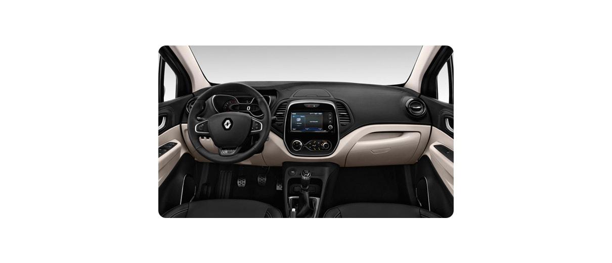 Noleggio Renault Captur