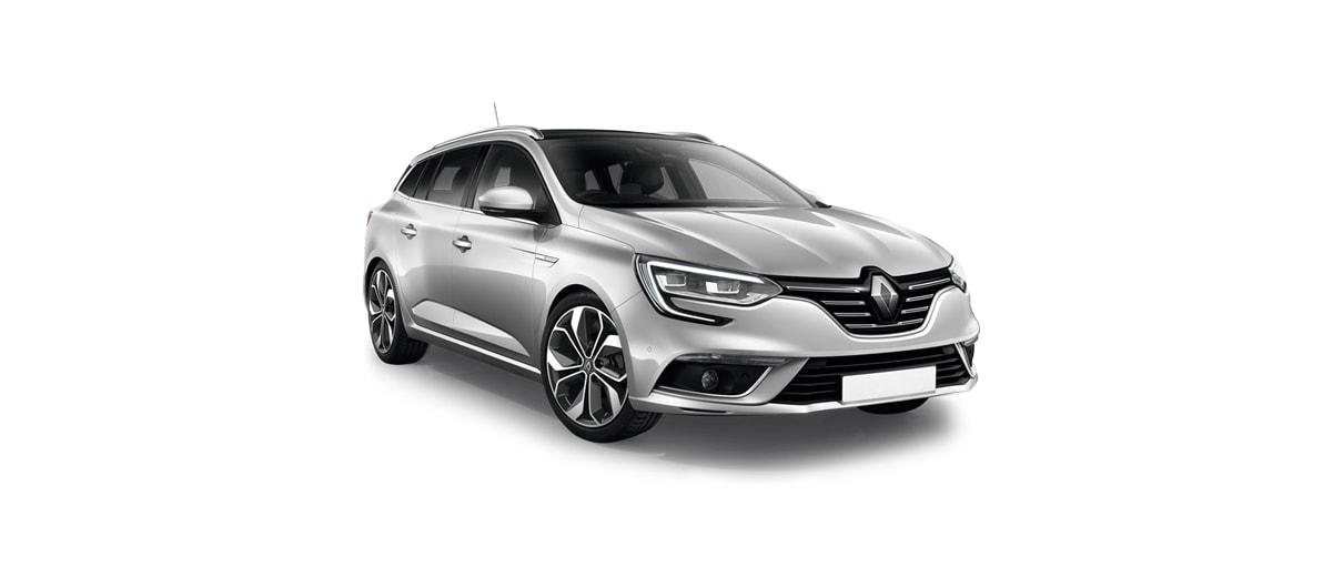 Noleggio Renault Megane