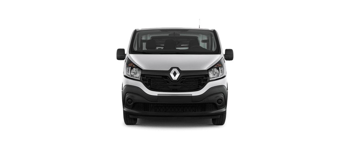 Noleggio Renault Trafic