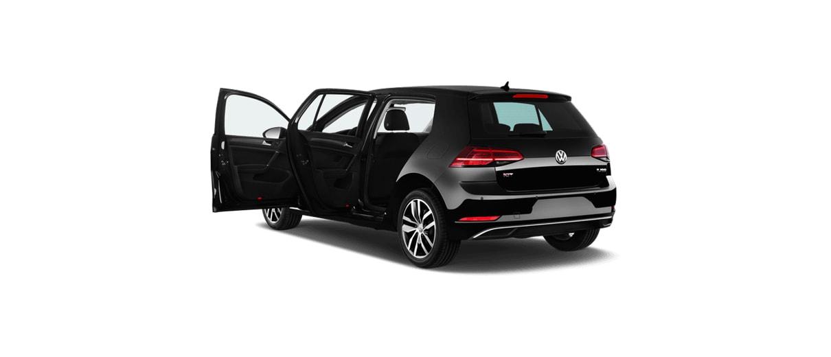 Noleggio Volkswagen Golf